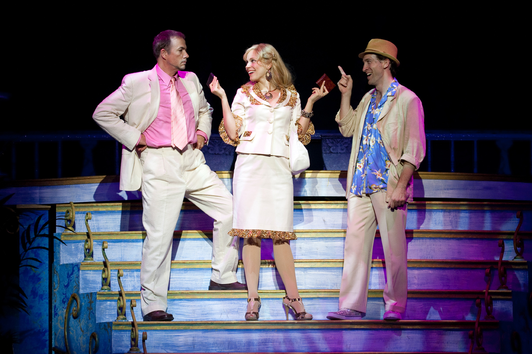 Dirty Rotten Scoundrels: 'Great Big Stuff' at the Walnut Street Theater