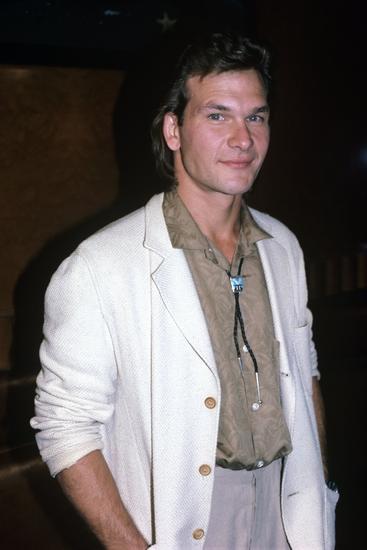 Patrick Swayze May 1986
