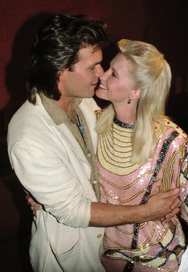 Lisa Niemi And Patrick Swayze May 1986 Photo 2009 09 20