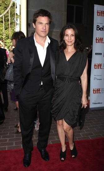 Jason Bateman and wife Amanda Anka