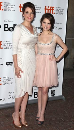 Melanie Lynskey and Anna Kendrick