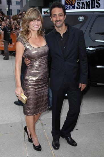 Lisa Helsov and Grant Heslov