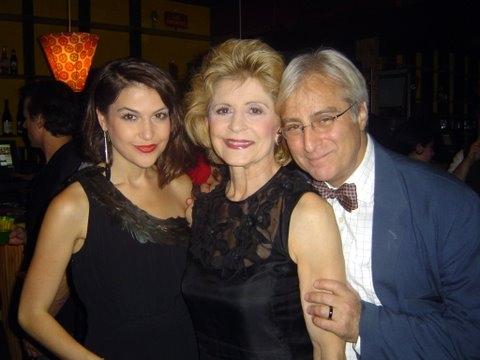 Ashley Austin Morris and  Concetta Tomei join director John Gould Rubin