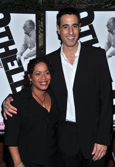 Liza Colon-Zayas and Julian Acosta