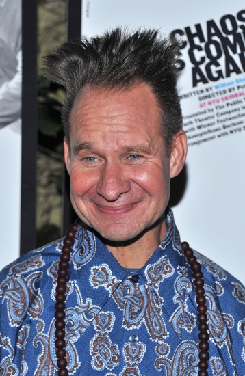 Peter Sellars at OTHELLO At The Public - Opening Night Party