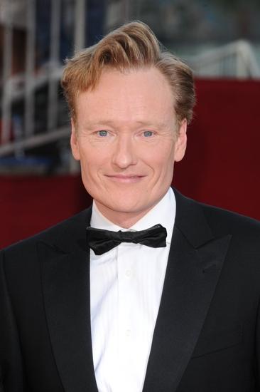 Conan O'Brien  at 2009 Emmy Awards - Arrivals - The Men