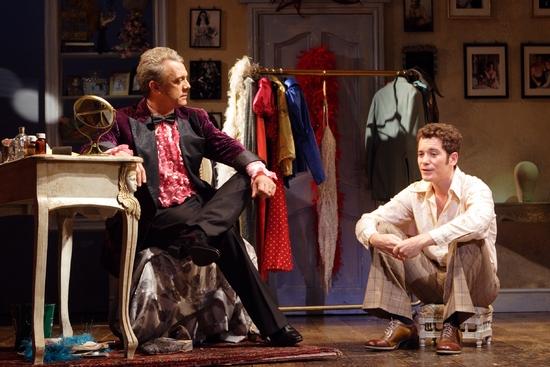 Photo Flash: John Barrowman and Simon Burke Star In Menier Chocolate Factory's LA CAGE AUX FOLLES