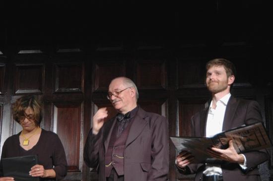 Tanya Elder, Simon Jones and Simon Kendall