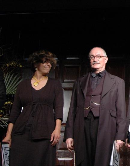 Tanya Elder and Simon Jones