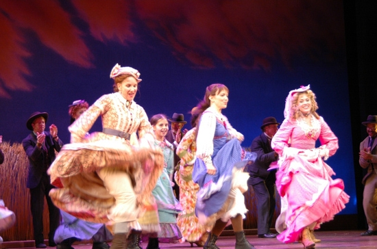 Photo Coverage: LITTLE HOUSE ON THE PRAIRIE-THE MUSICAL Opens at Papermill Playhouse!