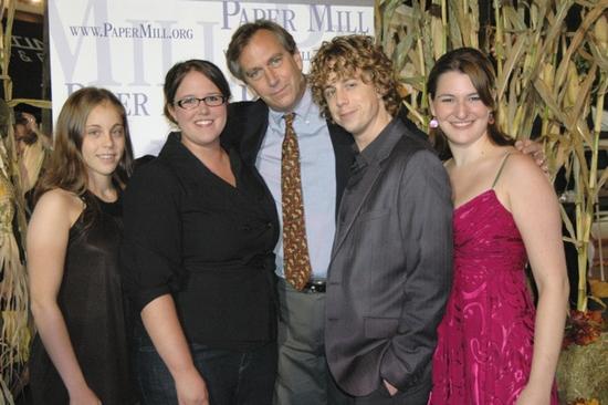 Stage Management Team-Samantha Preiss, Kelly Biscopink, Michael Danek, Tyler Rhodes and Molly Braverman