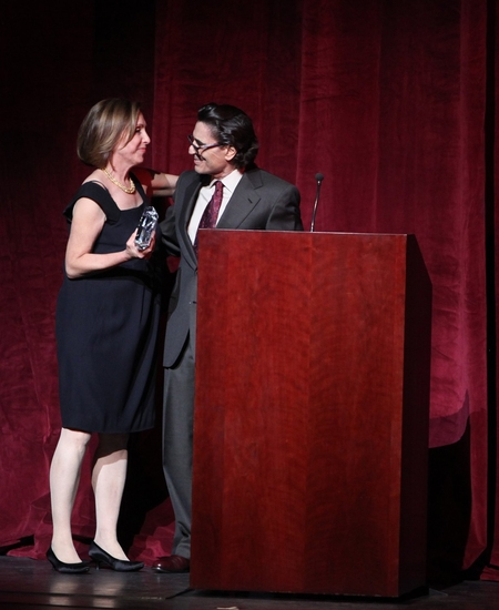 Edward Villella & Arlene Shuler