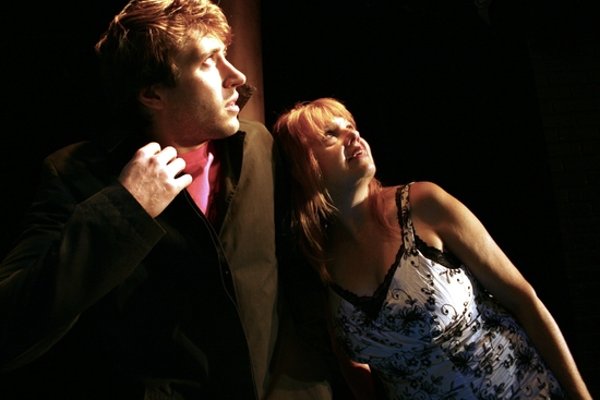 MacLeod Andrews and Annie Golden at HOWL!'s THE COMMON SWALLOW Opens Tomorrow, Golden, Jesneck, Rich To Star