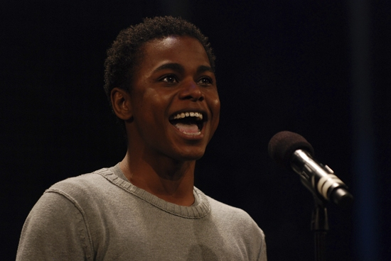 Kevin Curtis at NYMF 2009 - Music Preview