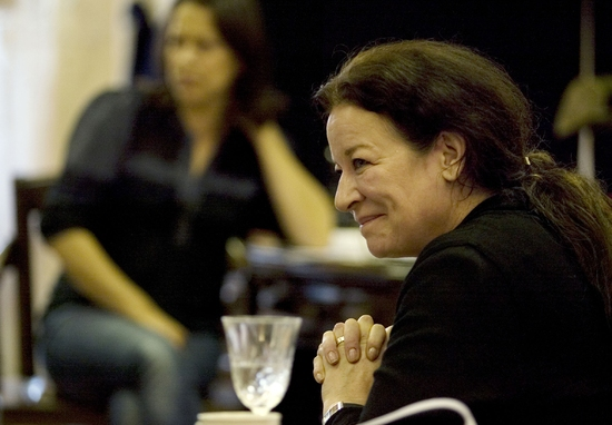 Photo Flash: The Almeida Theatre's Rehearsal of MRS. KLEIN