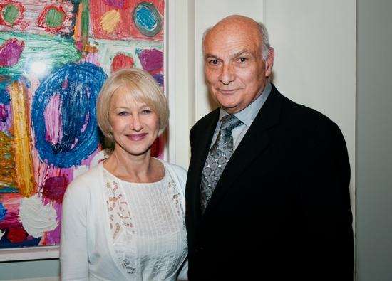 Helen Mirren and Michael Kahn