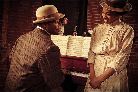 Photo Flash: Portland Center Stage's RAGTIME Dress Rehearsal