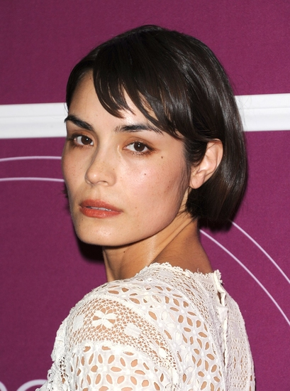 Shannyn Sossamon at Variety's 1st Annual Power Of Women Luncheon at the Beverly Wilshire Four Seasons