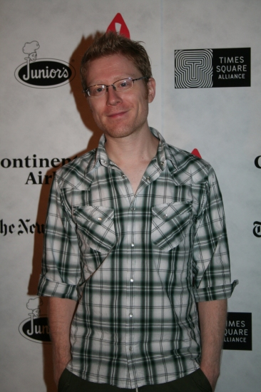 Photo Coverage: Broadway Flea Market 2009 - Press Room