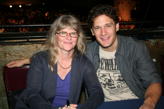 Photo Coverage: 23rd Annual Broadway Flea Market & Grand Auction  - Celebrity Tables