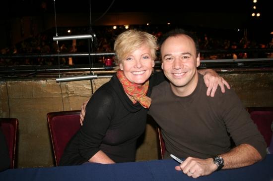 Ellen Dolan and Danny Berstein
