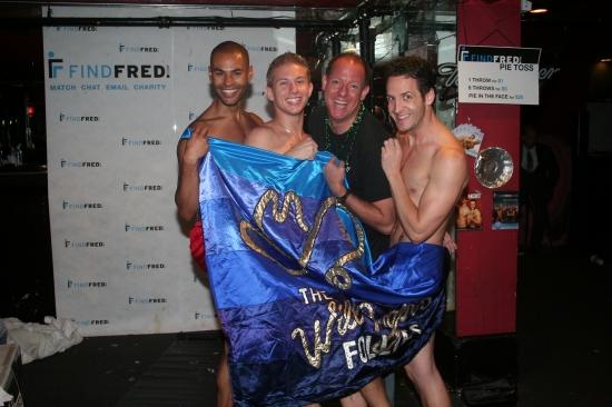 Robb Sherman, Matt Anctil, Jeff Johnson Doherty  and Craig Lowery