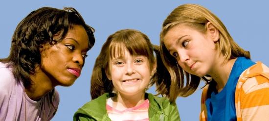 Dawn Robinson, Kate Courter and Elsa Klein