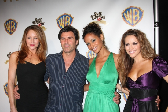 Jamie Luner, Vincent Irizarry, Shannon Cane and Chrishell Stause