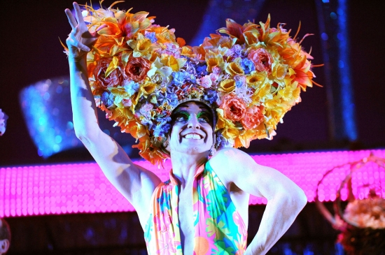 Photo Flash: PRISCILLA QUEEN OF THE DESERT THE MUSICAL At The Palace Theatre