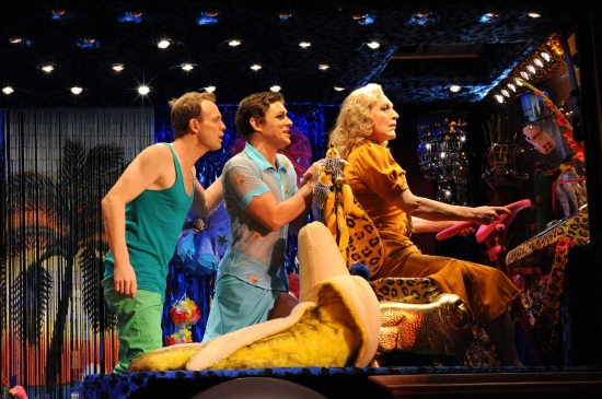 Photos: PRISCILLA QUEEN OF THE DESERT THE MUSICAL At The Palace Theatre