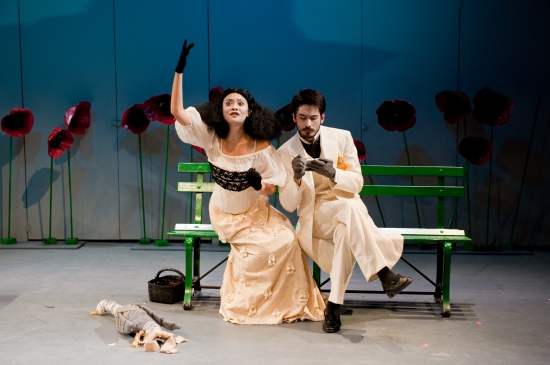 Photo Flash: THE SEAGULL at NAATCO