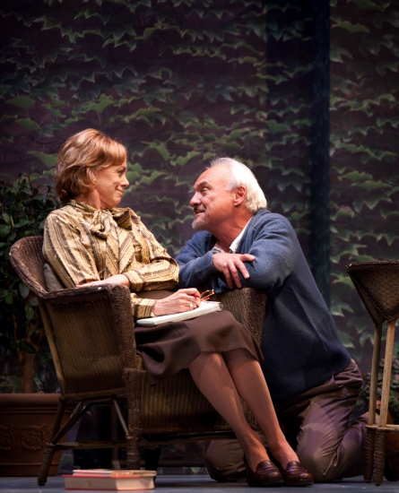 Fiona Reid and Kenneth Welsh