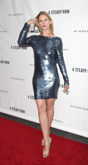 Photo Coverage: 'A Steady Rain' Arrivals
