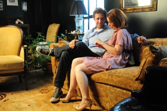 Colin Hanlon and Kristin Maloney Photo