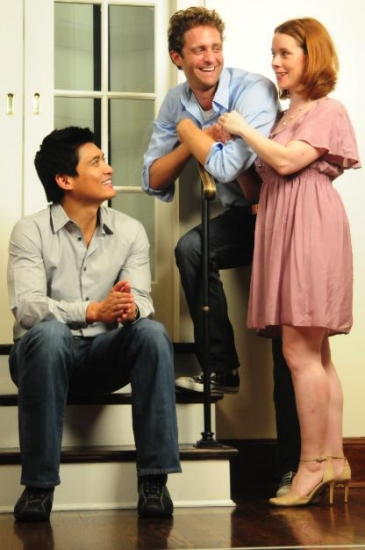 Photo Flash: WHATEVER MAN at NYMF