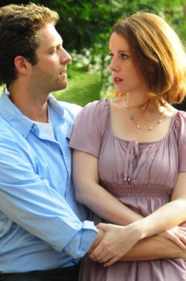 Kristin Maloney and Colin Hanlon Photo