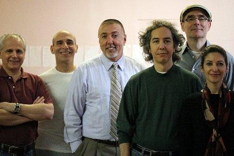 Ron Piretti, Jonathan Cerullo, Barry Harman, Grant Sturiale, Kirk Bookman, Merope Vac Photo