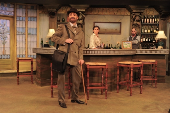 Photo Flash: PICASSO AT THE LAPIN AGILE  Ends Its Run At Circle Theatre On 10/24