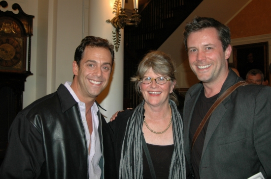 Bruce Robert Harris, Judith Ivey and Richard Roland