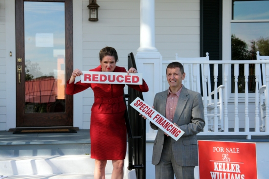 Photo Flash: Aurora Theatre Presents BUY MY HOUSE PLEASE