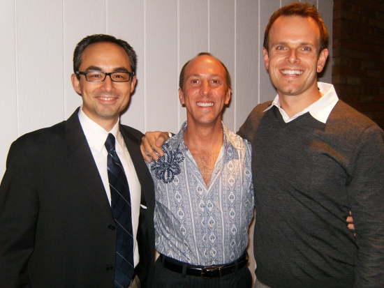 Andy Hite, Marc Robin and Ryan T. Nelson