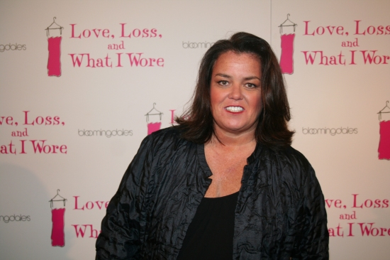 BWW WORLD EXCLUSIVE: Rosie O'Donnell Talks New OWN Show, NYCF at Town Hall, CURB, ANNIE, GLEE & More