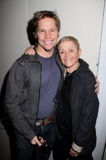 Jack Noseworthy & Patricia Birch