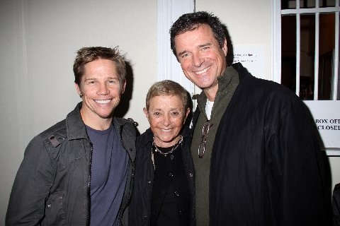 Jack Noseworthy, Patricia Birch & James DePaiva