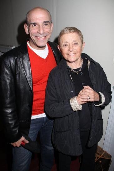 Under Fire Choreographer Jonathan Cerullo & Patricia Birch