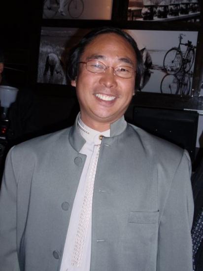 Composer Nathan Wang