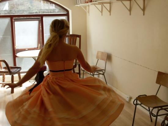 Photo Coverage: ZOMBIE PROM - Exclusive Rehearsal Pics!