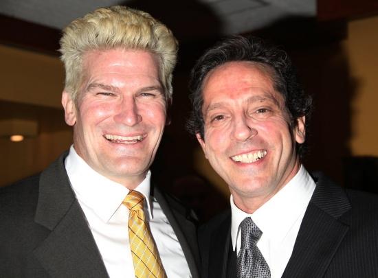 Michael Garvey and Robert Maffia