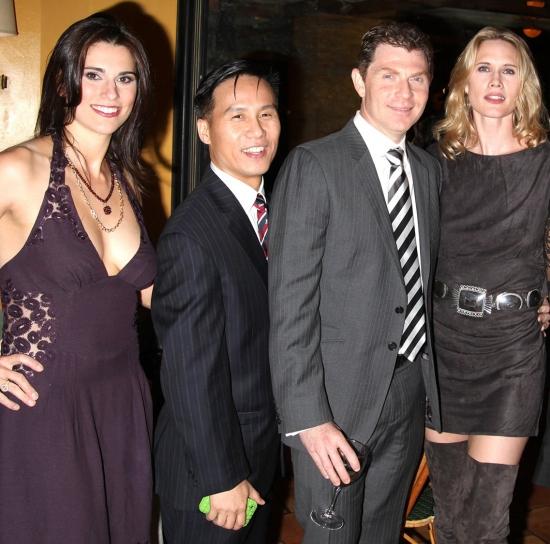 Milena Govich, B.D. Wong, Bobby Flay, Stephanie March