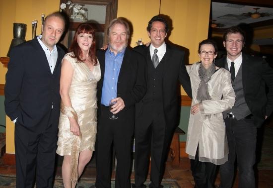Michael Garvey, Yasen Peyankov,Jon Michael Hill, Kate Buddeke, Michael McKean, Tracy  Photo